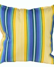 Beach Stripe Indoor Outdoor Cushion Bungalow Living