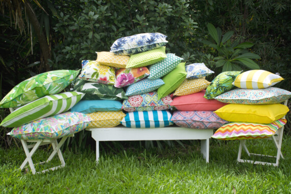 Bungalow Living Outdoor Cushions