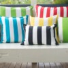 Bungalow Living Outdoor Striped Cushions 2019 Styling Photo 5