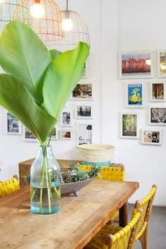 5 Reasons why you should have yellow in your home.