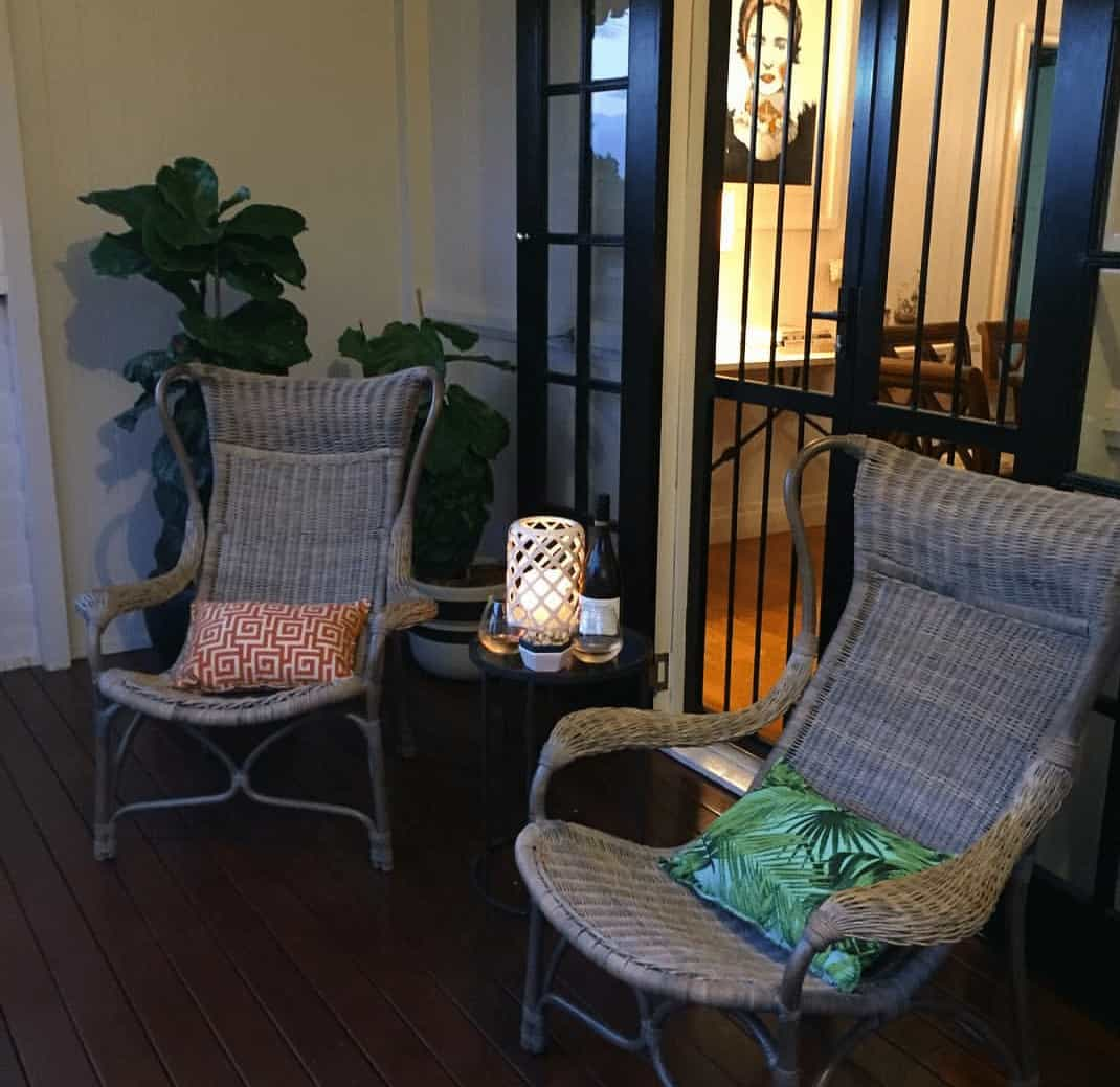 Bungalow Living Outdoor Cushions Lumber