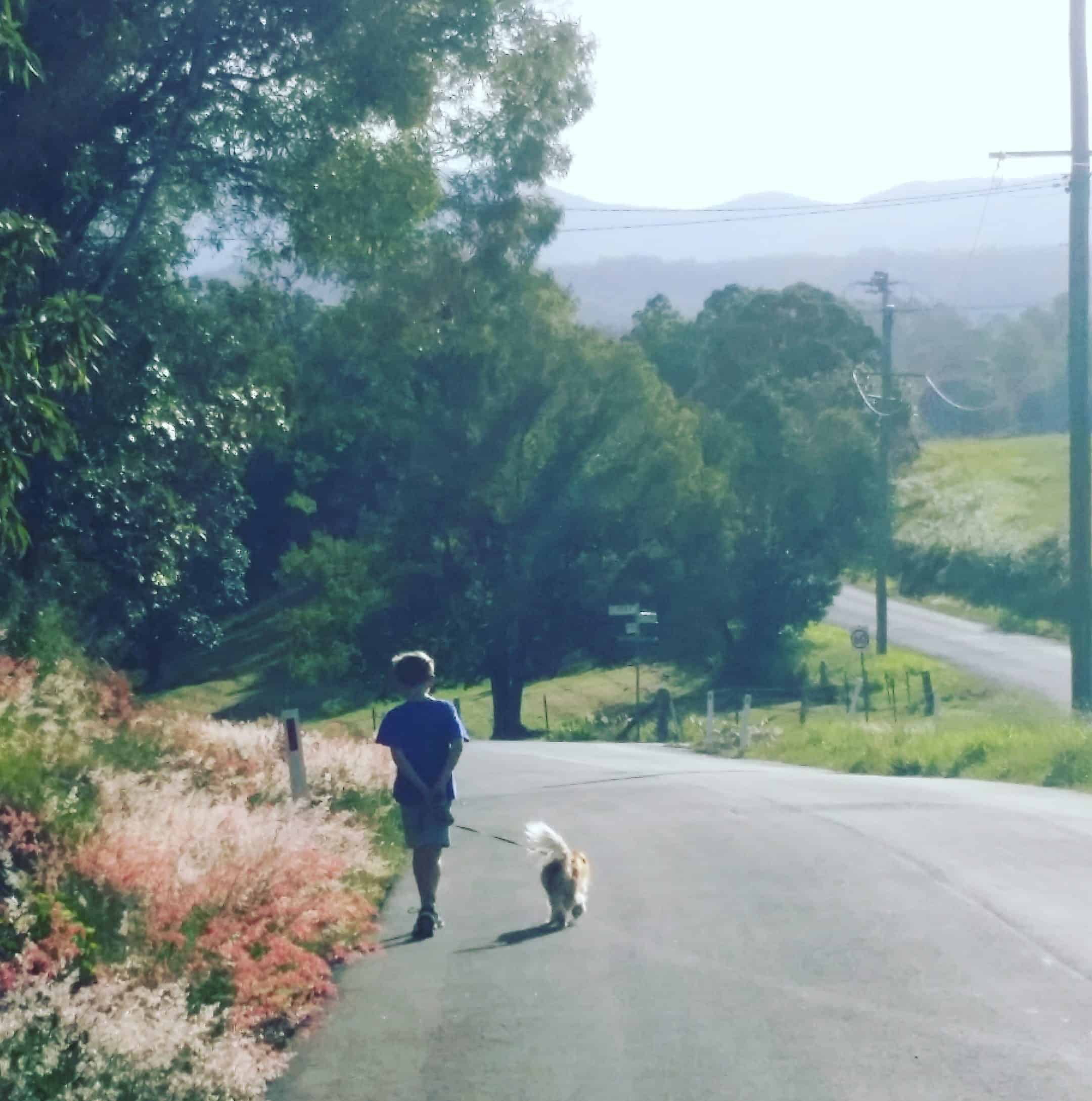 Easter 2017 Outdoor Living - Long Country Walks