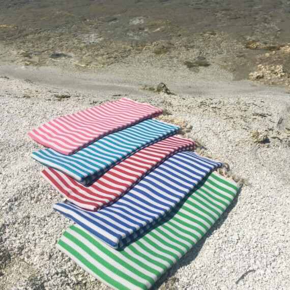 Bungalow Living Turkish Towels Made in Turkey