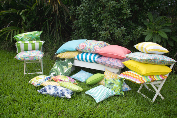 Bungalow Living Outdoor Cushions 2019 Styling Photo 2