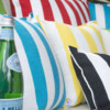 Bungalow Living Outdoor Striped Cushions 2019 Styling Photo 2